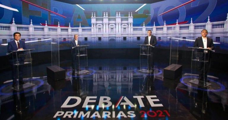 """Ossa le recordó a los candidatos oficialistas que """"no estarían ahí si no fuera por el Presidente Piñera; todos han sido exministros de él"""""""