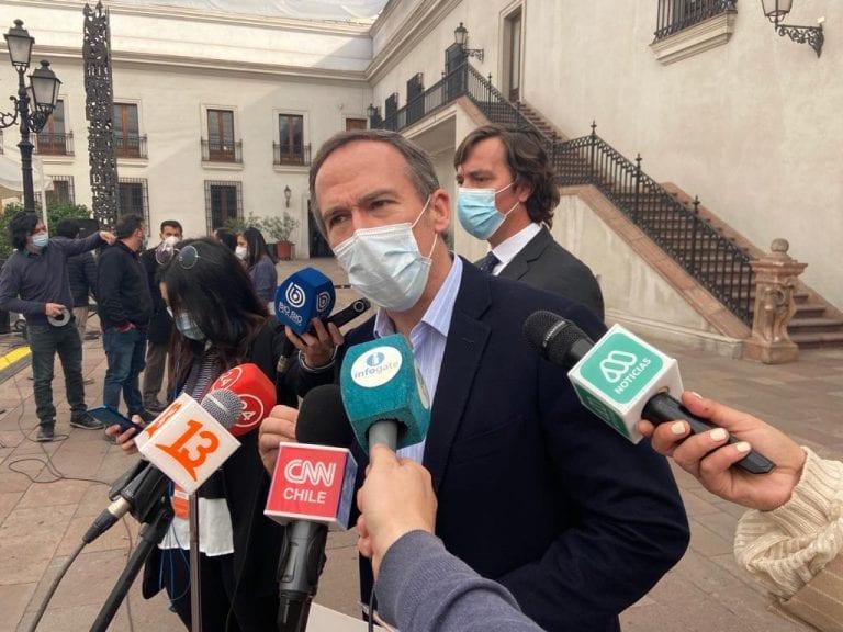 Diputado Alessandri anuncia proyecto de retiro de 100 % de fondos de AFP si se presenta iniciativa de cuarto retiro