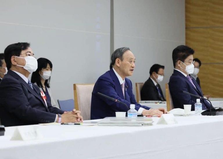 Japón donará US$1.000 millones para plan ONU COVAX de vacunas COVID