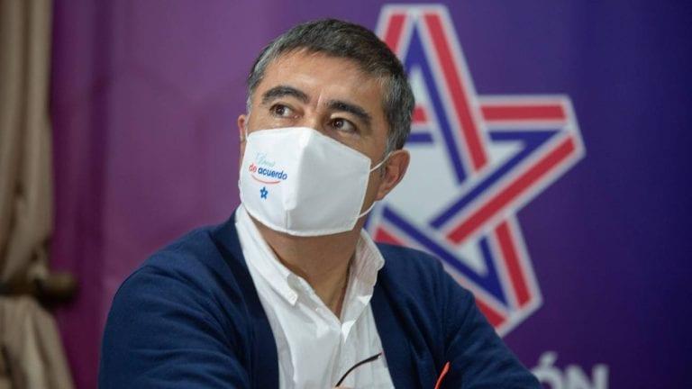 Este viernes Desbordes presenta su plan de Gobierno buscando revitalizar su campaña de cara a las primarias de Chile Vamos