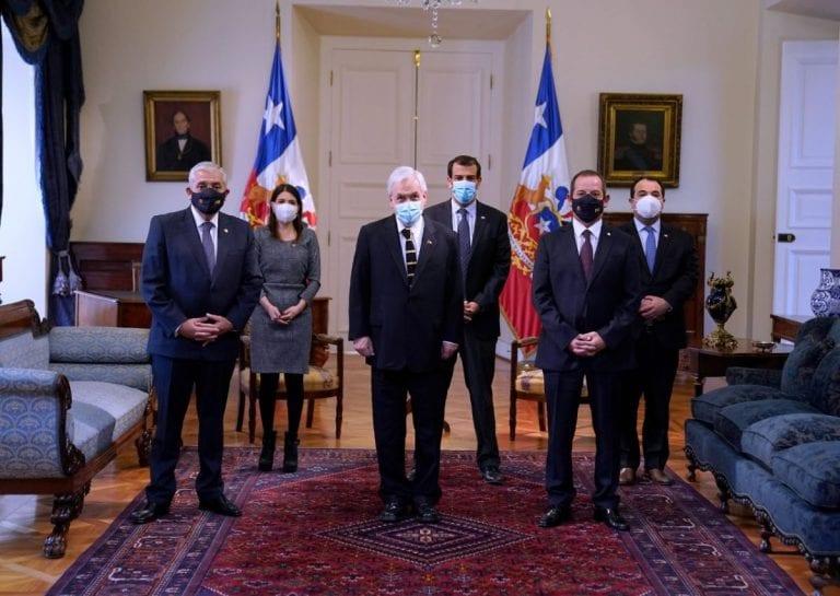 Presidente Piñera designó a Sergio Muñoz como nuevo Director General de la PDI