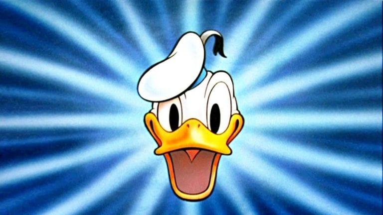 ¡Feliz Cumpleaños Pato Donald!