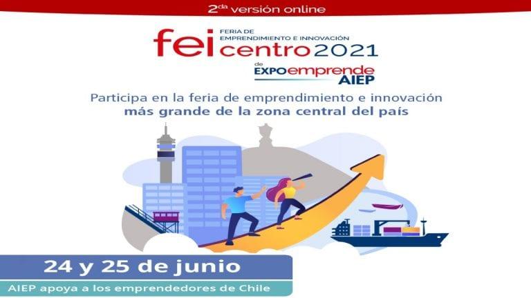 FEI Centro volverá a apoyar a emprendedores de la Región Metropolitana y de Valparaíso