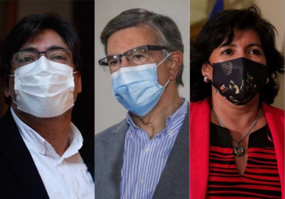 Hat-Trick presidencial: Jadue, Lavín y Provoste empatan en preferencias para llegar a La Moneda