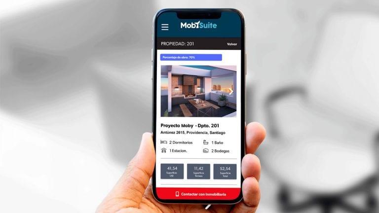 Sector inmobiliario mejora sustancialmente la experiencia del cliente con práctica App