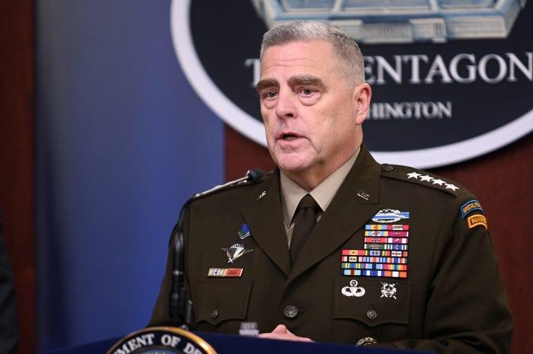 Jefe el Estado Mayor de EEUU alerta sobre China y su poder militar que podría superar el norteamericano