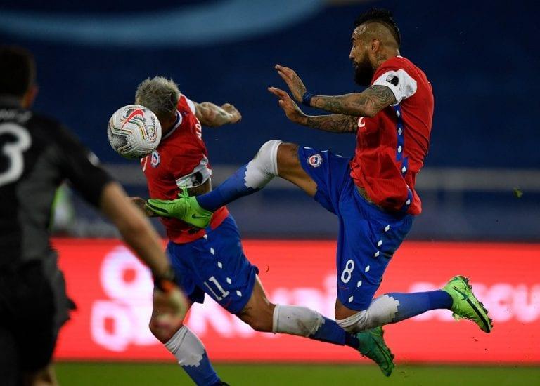 Chile debuta en la Copa América con un empate ante Argentina