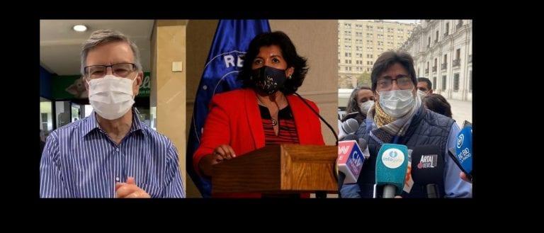 CADEM: Triple empate presidencial entre Lavín, Provoste y Jadue… los otros se diluyen