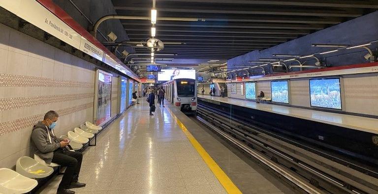 Segunda Vuelta Gobernadores 13 de junio: Metro y Metrotren gratis