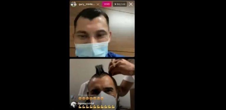"""Copa América: Otro escándalo en La Roja, un par de perlas rompieron la burbuja sanitaria para """"hacerse los cachirulos"""" ingresando a un peluquero"""