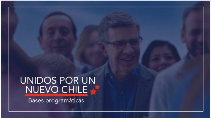 Joaquín Lavín presentó su programa presidencial aspirando a un gabinete paritario y un sueldo mínimo de $500 mil