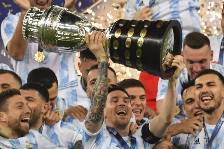 Maracanazo 2021: Argentina se alza campeón de la Copa América