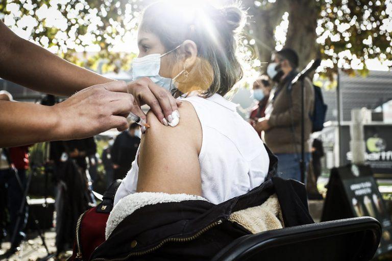Chile se ubica como el mejor país en Latinoamérica en manejo de la pandemia