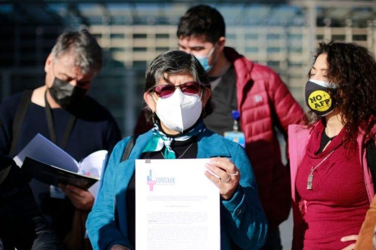 Justicia declaró admisible querella de Confusam contra Presidente Piñera por manejo de la crisis sanitaria