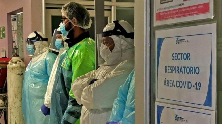 1.227 nuevos contagios, 33 fallecidos y una positividad nacional de 3,58% arrojó balance Covid este miércoles
