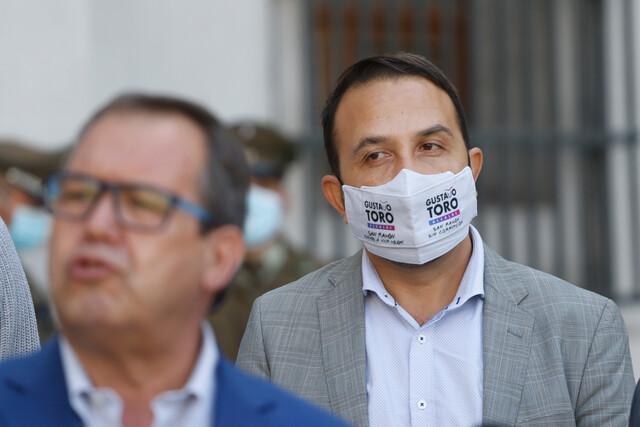 Nuevo alcalde de San Ramón con protección policial ante amenazas de muerte