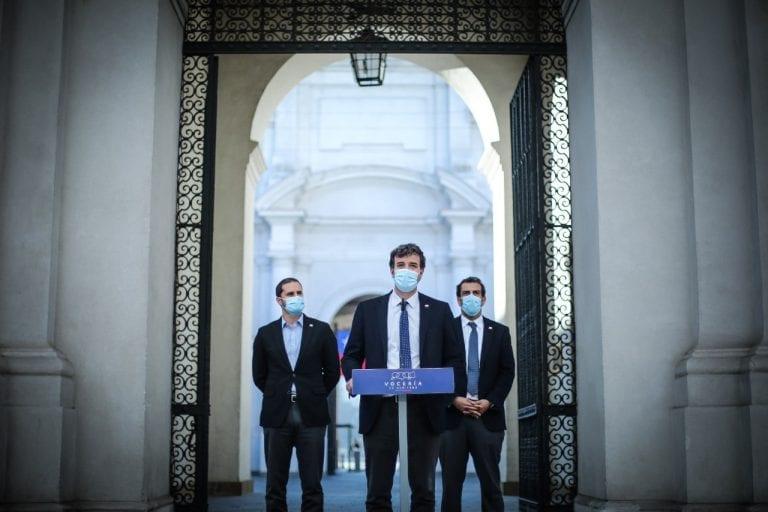 """""""En Chile no existen presos políticos, nadie está privado de libertad por sus ideas"""", recalcó Ossa ante propuesta desde Convención Constitucional"""