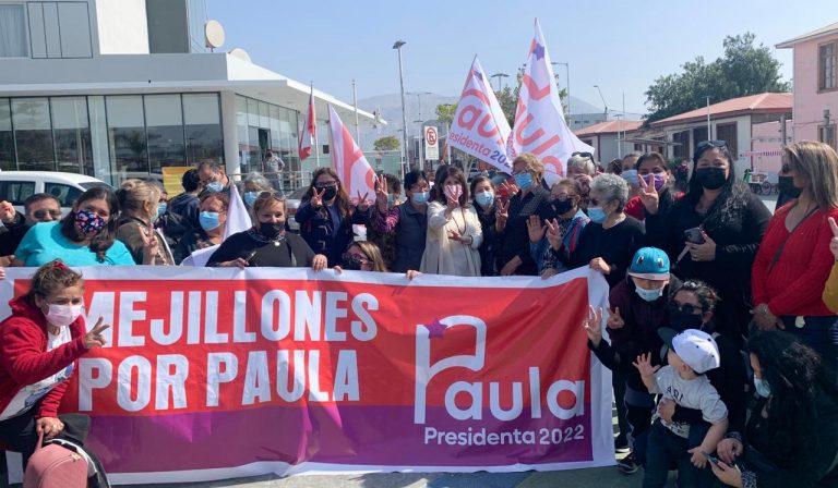 Narváez asegura que Unidad Constituyente ofrece al país gobernabilidad y un estado social democrático