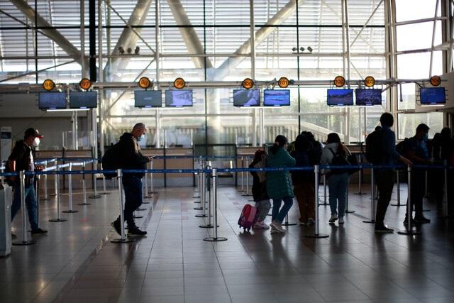 Hoy comienza plan Frontera Protegida que flexibiliza restricciones a pasajeros de vuelos internacionales