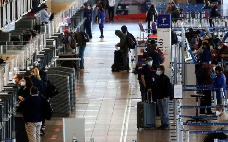 """Desde el lunes 26 regirán cambios para viajes al extranjero con nuevo """"Plan Fronteras Protegidas"""""""