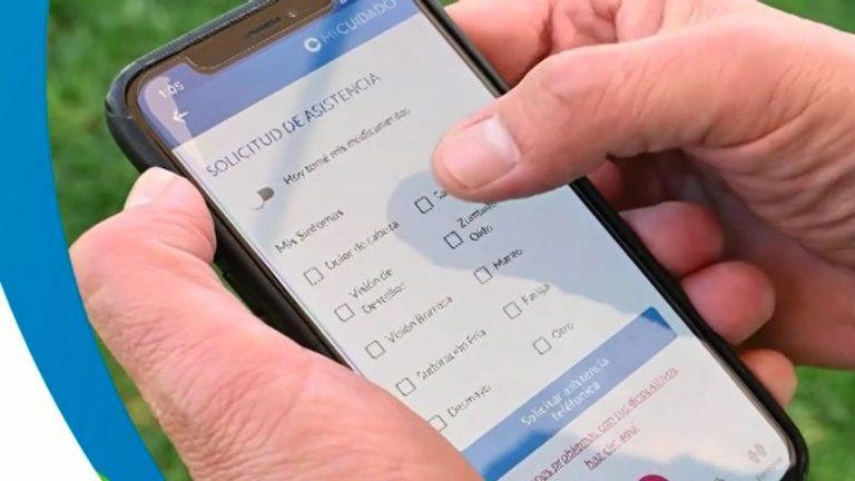 App permite cuidar la salud de los trabajadores a través de monitoreo constante