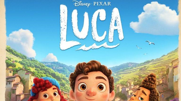 Detrás de escena de Luca, la película de Disney y Pixar