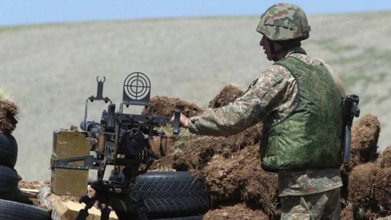 Las tensiones nuevamente aumentan las relaciones entre Armenia y Azerbaiyán