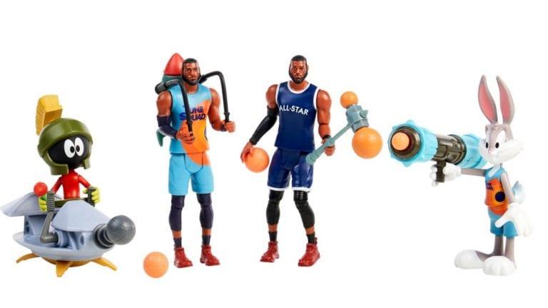 """Moose Toys anuncia acuerdo para distribuir los juguetes de la franquicia """"Space Jam: una nueva era"""""""