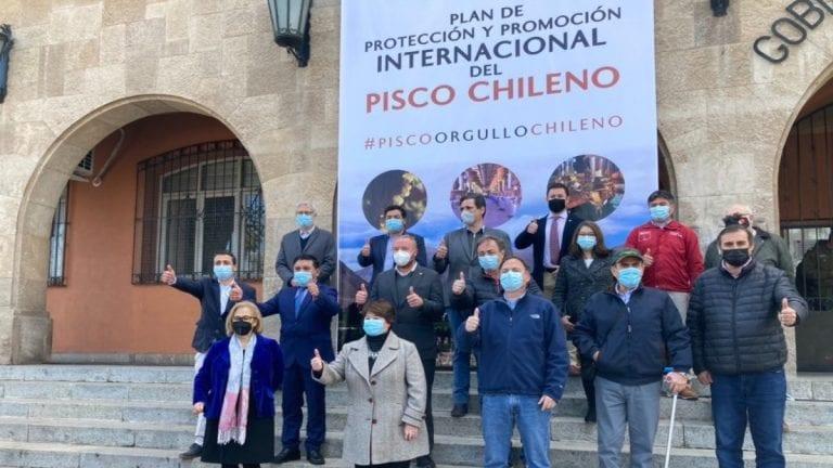 Gobierno y Productores de Pisco ponen en marcha Plan de Protección y Promoción Internacional del Pisco