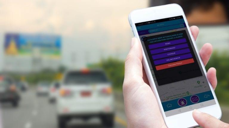 """Huechuraba + Segura en colaboración con el producto WiseCity GPS lanzan el programa """"GPS Auto Protegido"""""""
