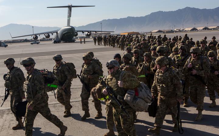 Afganistán destruida primero por los soviéticos y luego  por los occidentales que hoy se retiran dejando al país en el total marasmo