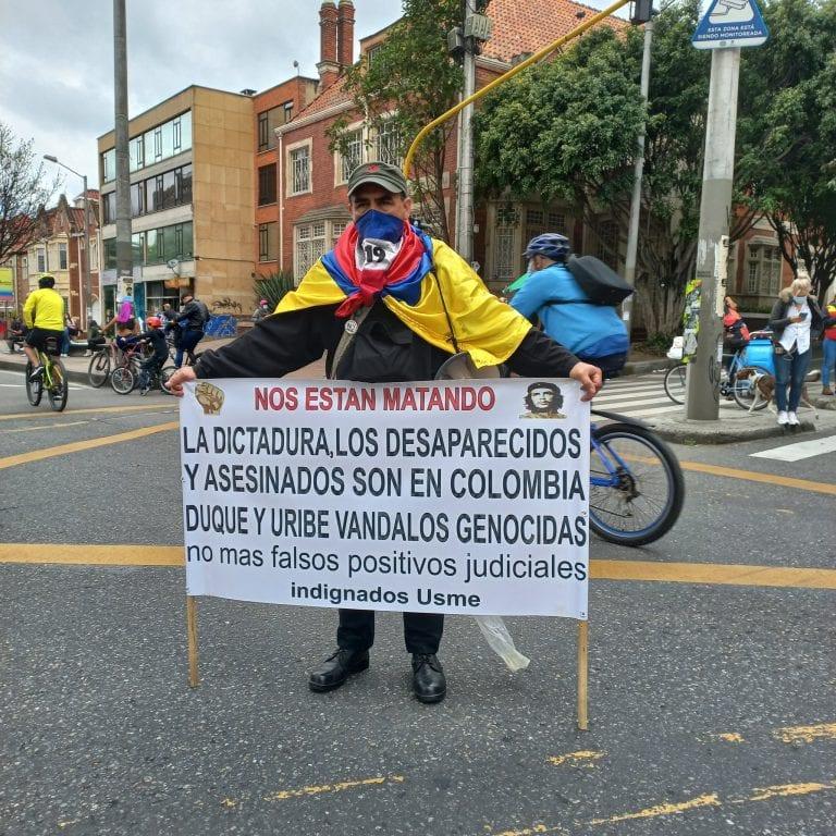 Colombia: Resurgen protestas por nuevo plan fiscal