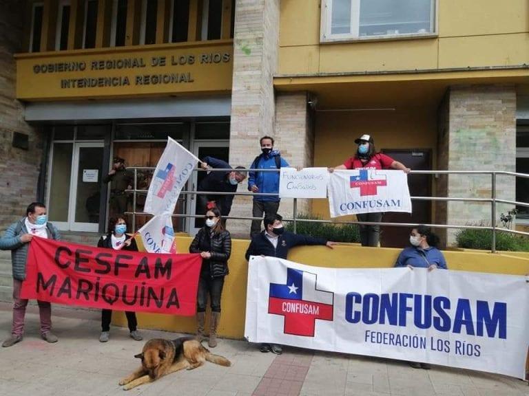 """Diputado Ilabaca denuncia: """"Enfrentamos una pandemia con improvisaciones y hacinamientos"""""""