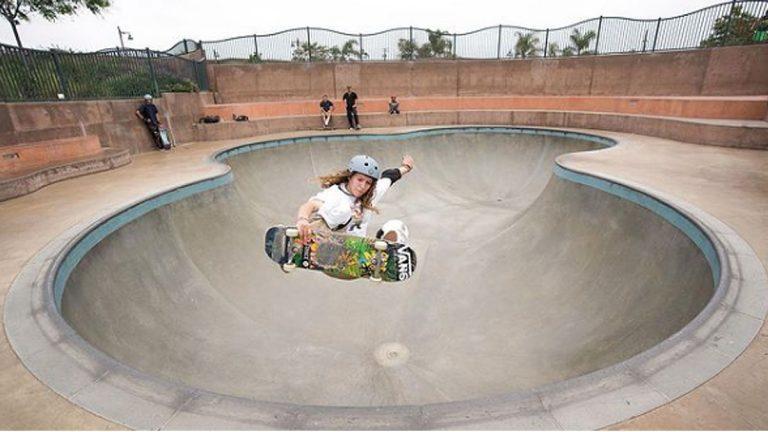 Chilena participará en los Juegos Olímpicos en categoría Skateboarding – Park femenino