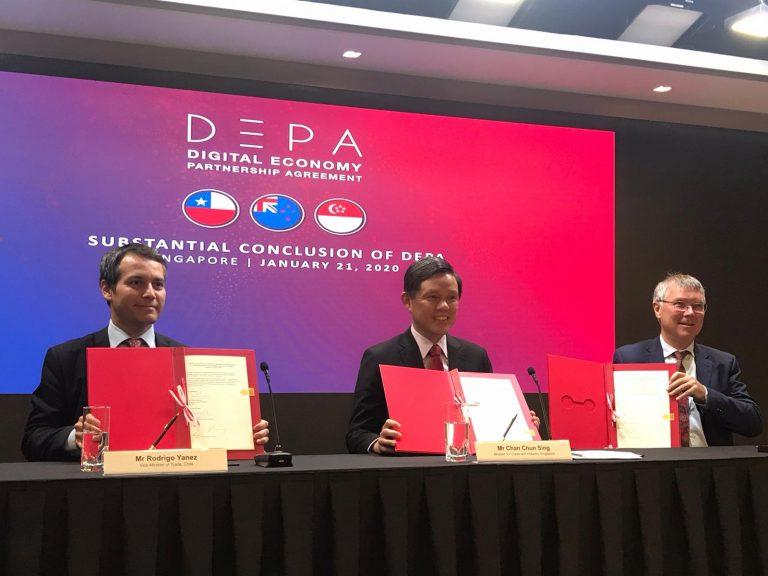 Senador Pugh valoró aprobación del Acuerdo de Asociación de Economía Digital como una oportunidad para Pymes y el talento digital nacional
