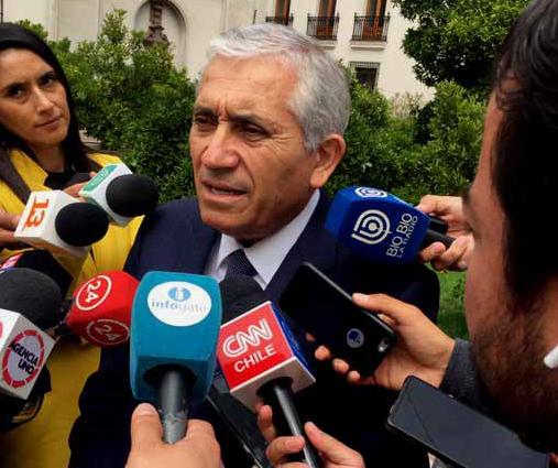 """Precht por querella contra ex director PDI: """"En los entes jerárquicos con disciplina férrea, existe un problema histórico"""""""