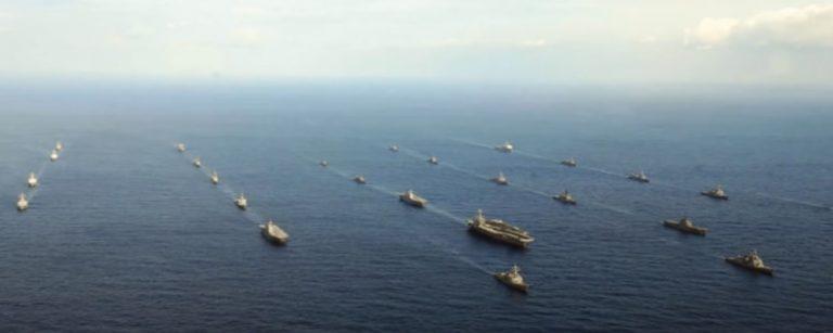 """China inicia """"ejercicios de combate real"""" muy cerca de Taiwán"""