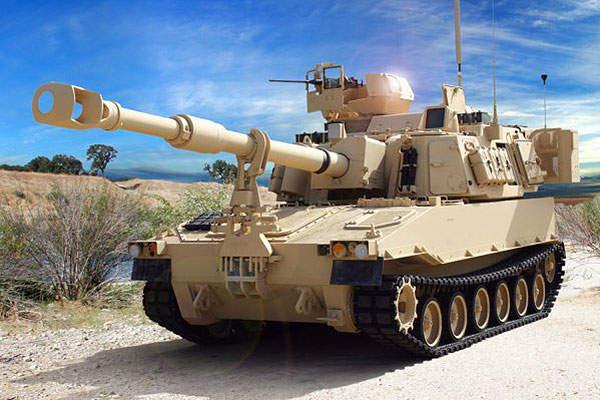 EEUU aprueba venta de sistemas de artillería M109A6 a Taiwán