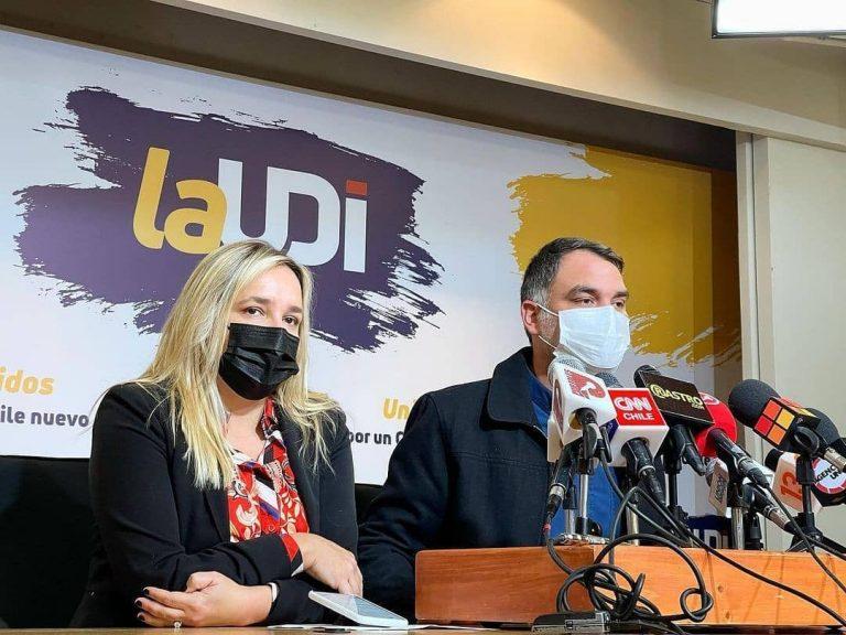 Falta de candidatos y acusaciones de nepotismo complican a directiva de la  UDI de cara a la parlamentaria