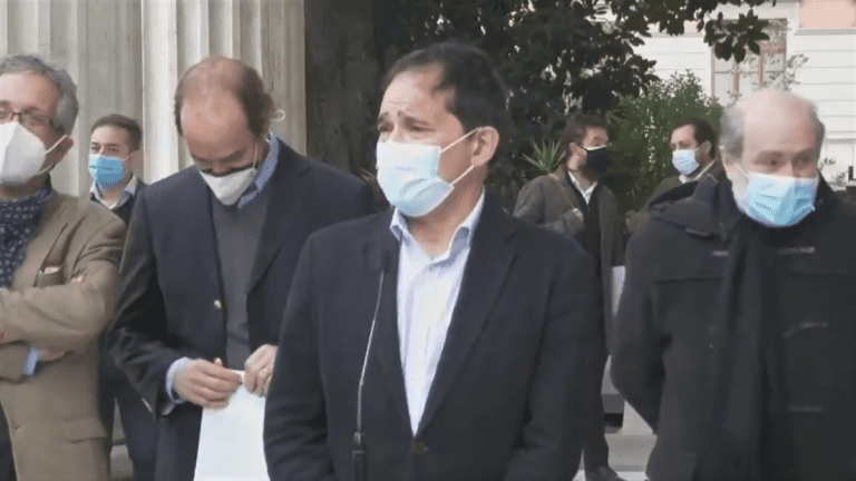 """INDH  rechaza propuesta de sustitución de Carabineros: """"Nuestra conceptualización es de reforma"""""""