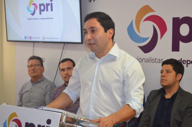 "Rodrigo Caramori, presidente del PRI: ""Si Sichel se llega a convertir en Presidente, no sé si sea necesariamente mérito del Gobierno de Sebastián Piñera"""