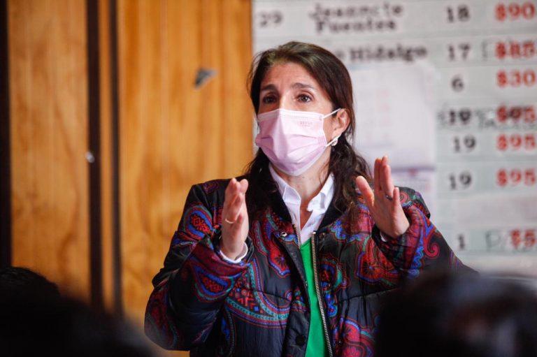 Narváez culpa a sectores de la DC de no impulsar transformaciones de forma decidida