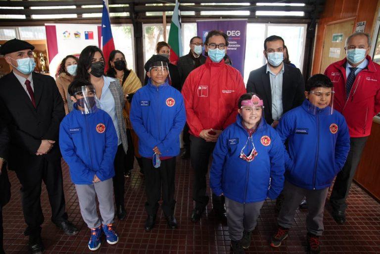 Aysén se transforma en la primera región del país con el 100% de sus colegios abiertos