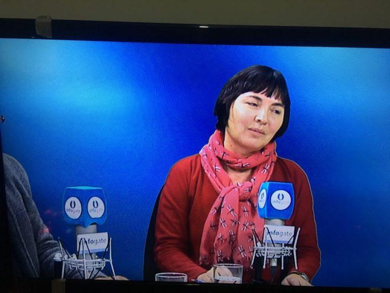 Postulan a Alejandra Matus al Premio Nacional de Periodismo