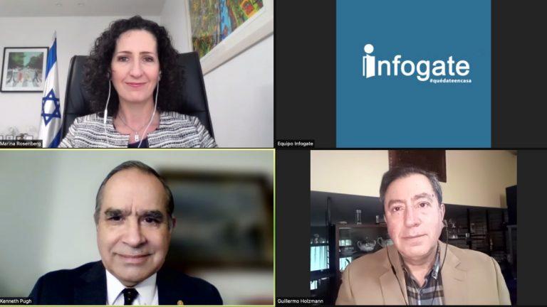 Las Cartas sobre la Mesa: Entrevista a la Embajadora de Israel