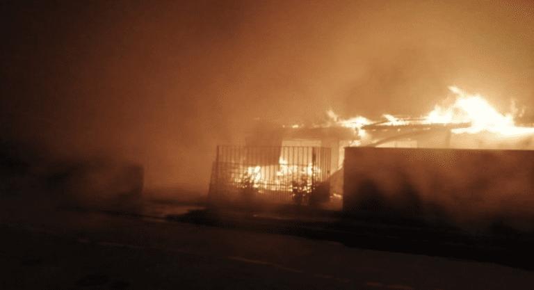 Nuevo ataque incendiario en Tirúa deja dos muertos: Se trataría de un padre y su hija