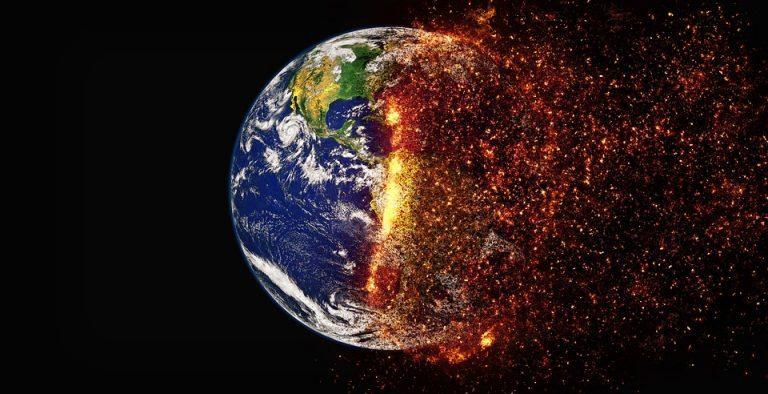 Tras informe ONU por calentamiento global: El Reino Unido pide acciones urgentes para reducir las emisiones globales