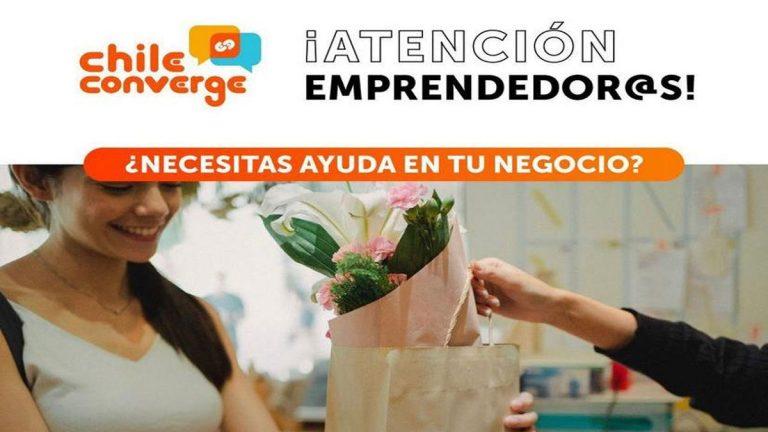ChileConverge regala mentorías en apoyo a las Mipymes