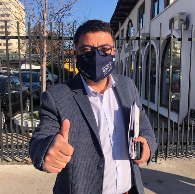 Los desconocidos multicontratos a honorarios del alcalde de Rancagua, Juan Ramón Godoy