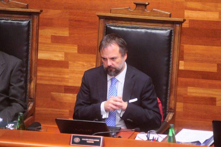 Nuevo presidente del TC buscará defender la justicia constitucional